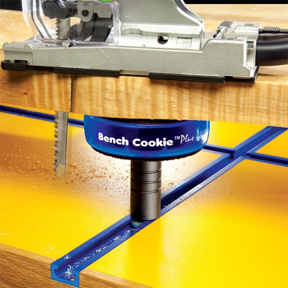 Rockler Bench Cookie Plus with Riser