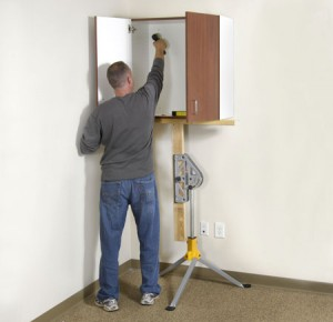 Rockwell JawStand Supporting Cabinet Installation