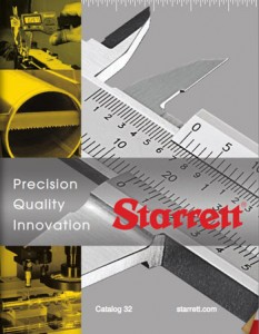 Starrett's New Full Line Catalog