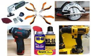 ToolGuyd July 2010 Tool Montage