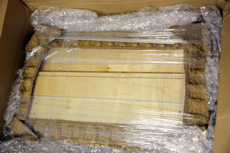 Western Dovetail Mobile Tool Cabinet Packaged in Box