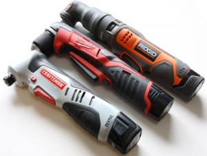 Craftsman 12 Volt Nextec RAID Compared to Other Right Angle Tools