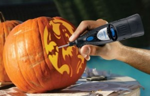 Pumpkin Carving? There's a Dremel for That