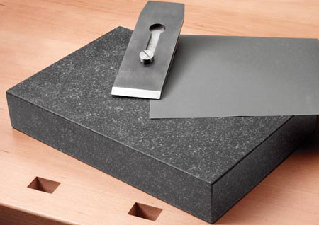 9×12 Granite Surface Plate at Woodcraft $20 Plus Free Shipping!