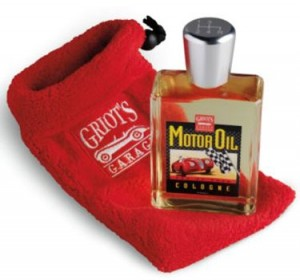Griot's Garage Motor Oil Cologne is Not What You Think