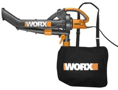 Worx TriVac 3-in-1 Blower, Mulcher, Vacuum