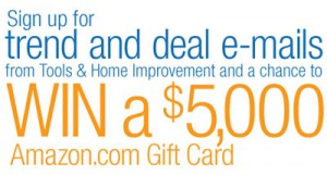Amazon $5000 Gift Card Contest
