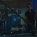 Iron Man 2 Bridgeport CNC in Background