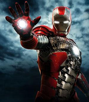 Iron Man 2 Portable Suit