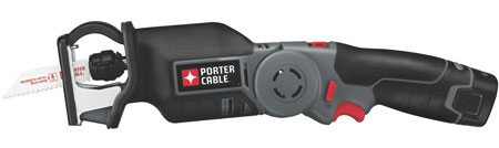 Porter Cable Cordless Clamp Saw Straight Handle