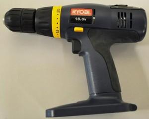 Ryobi Cordless Drill Recall HP 1802M