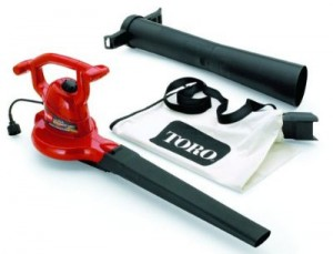 Toro 12A Electric Blower & Vacuum Provides Best Bang for the Buck