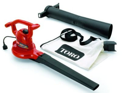 Toro 12a Electric Blower Amp Vacuum Provides Best Bang For
