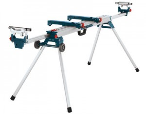 Bosch Introduces New Portable Folding Leg Miter Saw Stand
