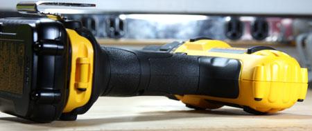 Dewalt 12V Max Cordless 3-8 Drill Driver DCD710S2 Laying Down