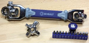 Kobalt Multi Drive Wrench Full Hands-on Review