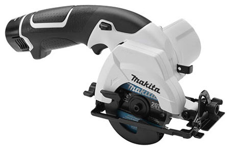 Makita Mini Cordless Circular Saw SH01W
