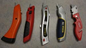 Ohio Power Tool Utility Knife Showdown