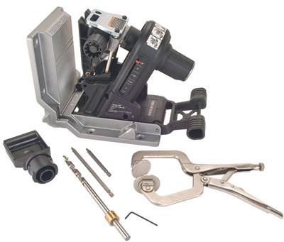 Porter Cable Quik Jig Pocket Hole Jig & Accessories