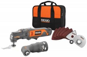 New Ridgid JobMax Starter Kits with Free Tool Heads