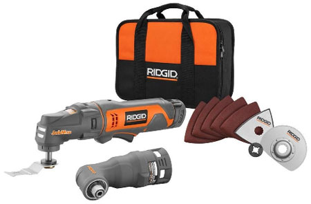 25% off all ridgid power tools!