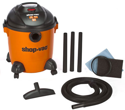 daily deal 12 gallon shop vac for 42