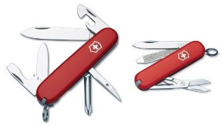Victorinox Swiss Army Knife Tinker and Classic Combo