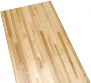 Save 30% on Laminated Maple Work Bench Tops