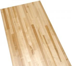Woodcraft Laminated Maple Butcher Block Bench Top
