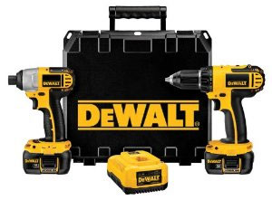Dewalt Drill And Impact Driver Combo