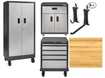 Save 20% On Gladiator GarageWorks Tool Storage & Organizational Gear - Brands Gladiator