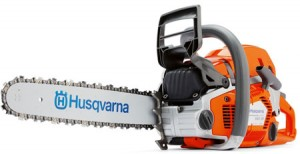 New Husqvarna Chainsaw Boast Looks & Brains