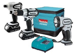 Makita 18V Drill Driver Combo Kit 12-2010 Recommendations
