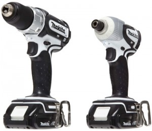 Daily Deal: Makita 18V Drill & Impact Driver Kit