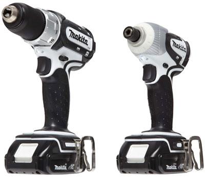 Daily Deal: Makita 18V Drill & Impact Driver Kit