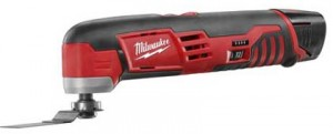 Milwaukee Launches M12 Cordless Multi-Tool with Universal Adapter
