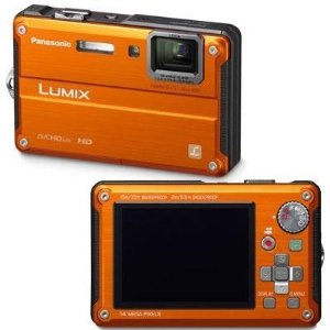 Panasonic TS2 Rugged Digital Camera