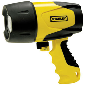 Stanley Dip it Drop it Dunk it Waterproof Spotlight Flashlight
