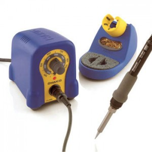 New Hakko FX-888 Soldering Station Replaces Venerable 936 Series
