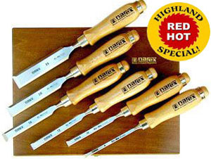 Narex Bench Chisels – High Quality for Woodworkers on a Budget