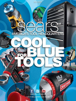 2011-2012 Craftsman and Sears Tool Catalog Now Online