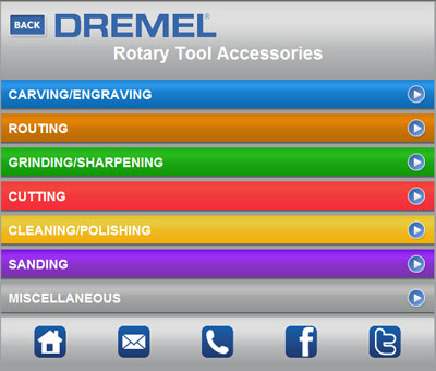 Dremel Launches New Mobile Website for on-the-go Shopping Help