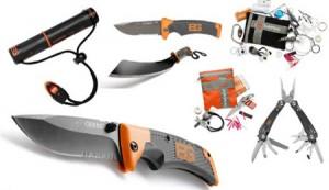 New Gerber Bear Grylls Survival Series Knives, Multi-Tools, Kits & Accessories