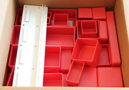 schaller plastic bin toolbox organizers new order feb