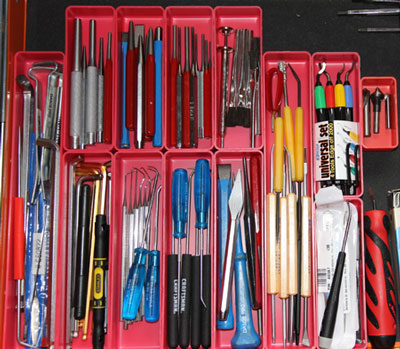 Schaller Plastic Box Tool Box Drawer Organization