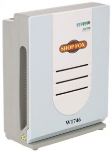 Shop Fox W1746 Fine Particle Air Filter for Woodworking