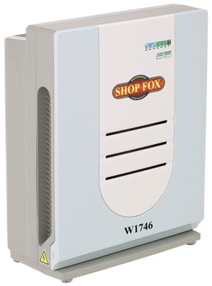 Shop Fox Fine Particle Woodworking Air Filter