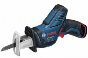 Bosch 12V Compact Cordless Reciprocating Saw