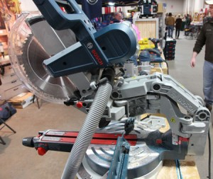 Bosch Axial-Glide Miter Saw is Even MORE Kick-Ass Than it Looks!