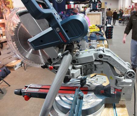 Bosch Axial Glide Miter Saw GCM12SD